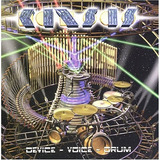 Kansas   Device Voice Drum [2cd] Lacrado Importado Original